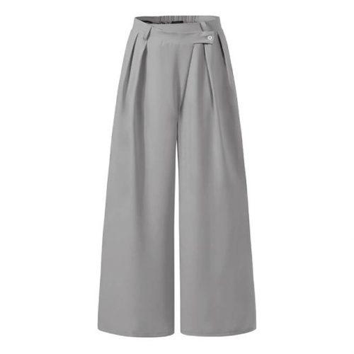 Pantalones Informales Pierna Ancha ALIEXPRESS
