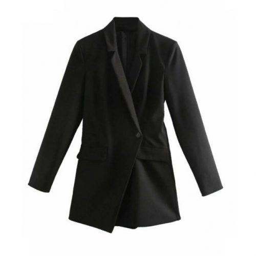Blazer Negro Vestido ALIEXPRESS