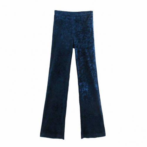 Pantalon Ancho Terciopelo ALIEXPRESS
