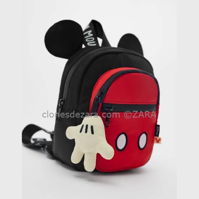 Mini Mochila Mickey Mouse ZARA