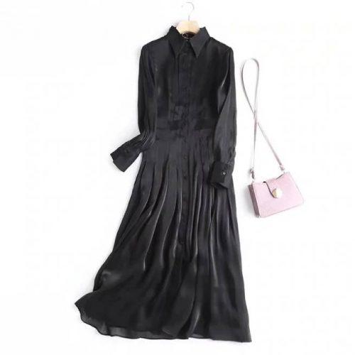 Vestido Largo Elegante ALIEXPRESS