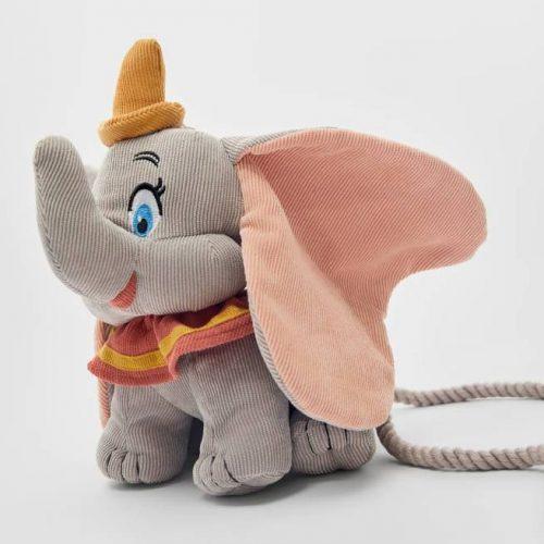 Bandolera Dumbo Disney ZARA