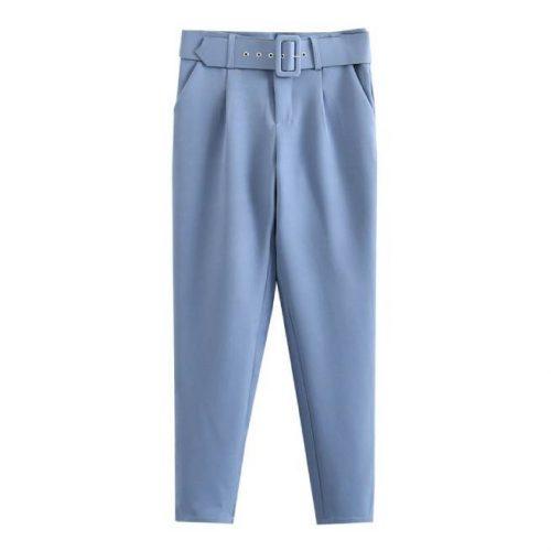 Pantalones Cintura Alta ALIEXPRESS