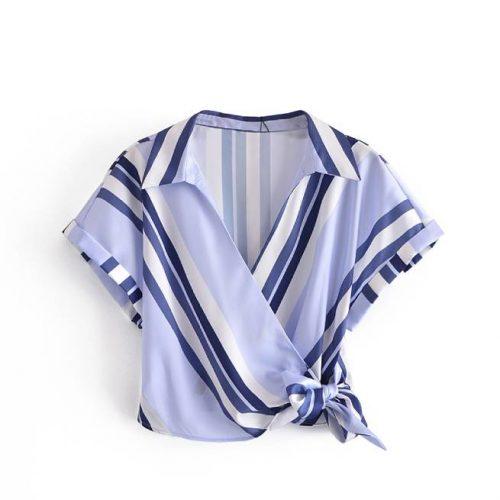 Camiseta Escote en V ALIEXPRESS