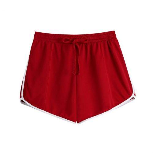 Short Combinado Rojo ALIEXPRESS
