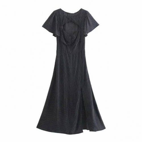 Vestido de Verano Lunares ALIEXPRESS