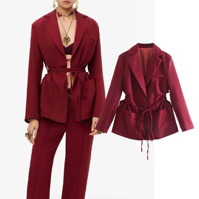 Blazer Cut Out Limited Edition ALIEXPRESS