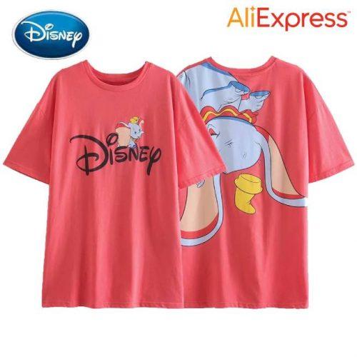 Camiseta Dumbo Disney ALIEXPRESS