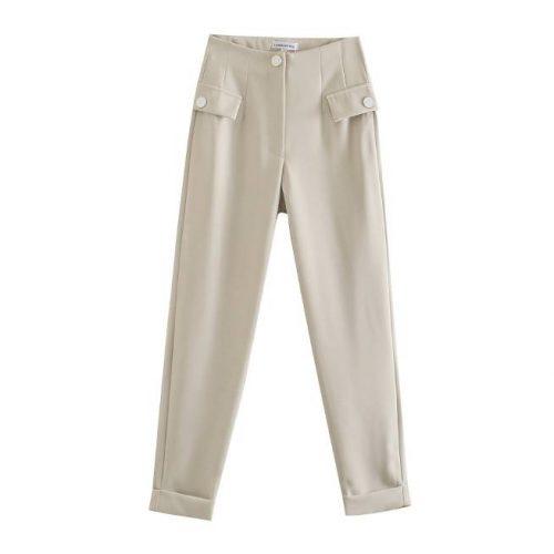 Pantalones Rectos ALIEXPRESS