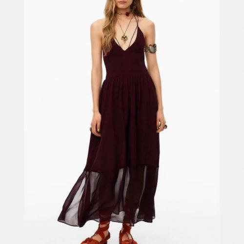 Vestido Tirantes Limited Edition ZARA