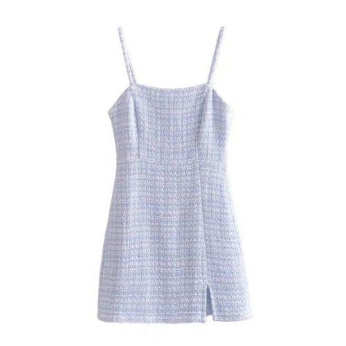 Vestido Verano Tweed ALIEXPRESS