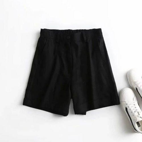 Pantalon Corto Lino ALIEXPRESS