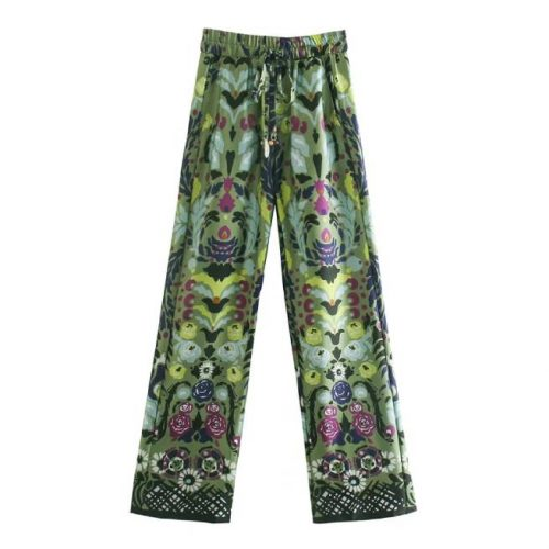 Pantalon Largo Estampado ALIEXPRESS