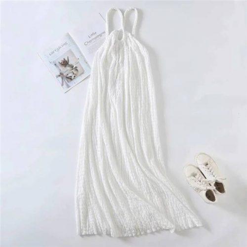 Vestido Largo Textura ALIEXPRESS