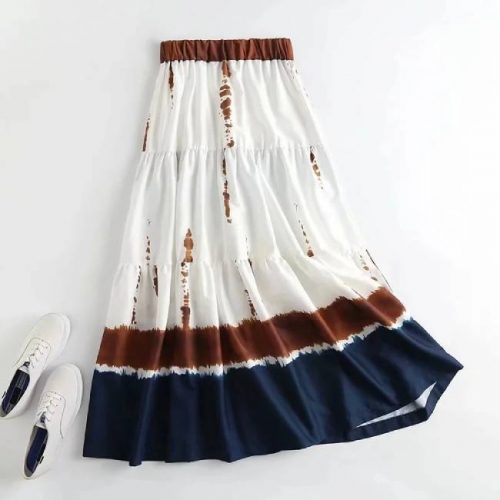 Falda Larga Tie Dye ALIEXPRESS